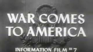 War Comes to America (1945)