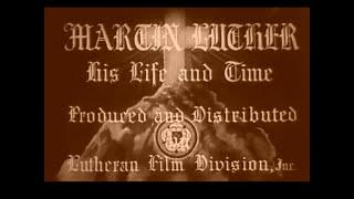 Martin Luther: His Life and Time (1923)