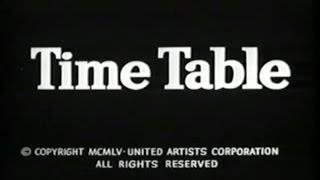 Timetable (1956)