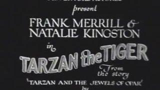 Tarzan the Tiger (1929)
