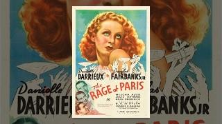 Rage of Paris (1938)