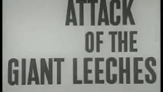 Attack of the Giant Leeches [AKA She Demons of the Swamp] (1959)