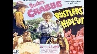 Rustler's Hideout (1945)